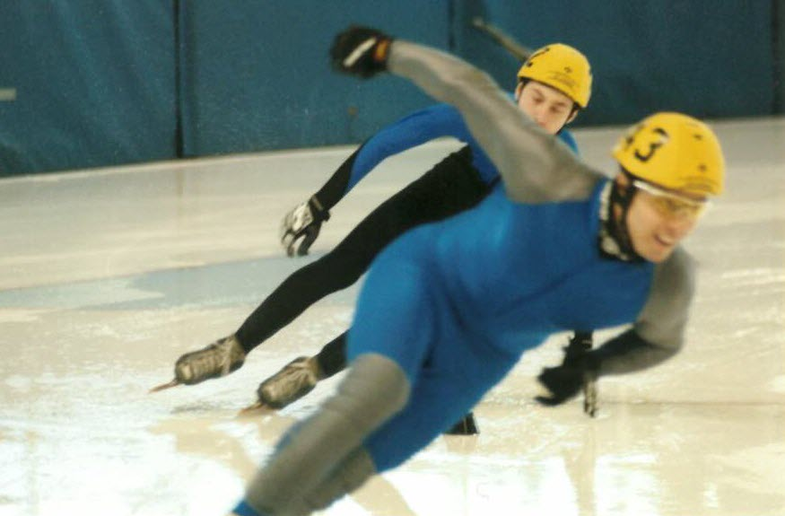 Brett Hickey Skating