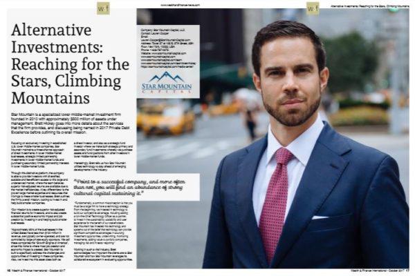 Wealth and finance magazine