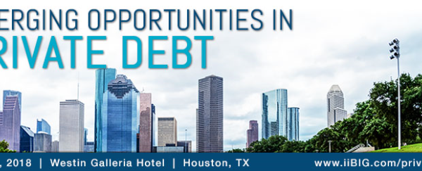 Star Mountain's Founder & CEO, Brett Hickey Speaking at the 2018 Emerging Opportunities in Private Debt Conference in Houston, TX